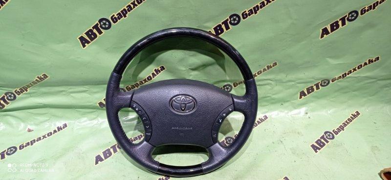 Руль с airbag Toyota Alphard MNH10 1MZ-FE 2005