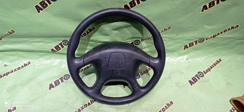 Руль с airbag Mitsubishi Pajero Io H76W 4G93 1998