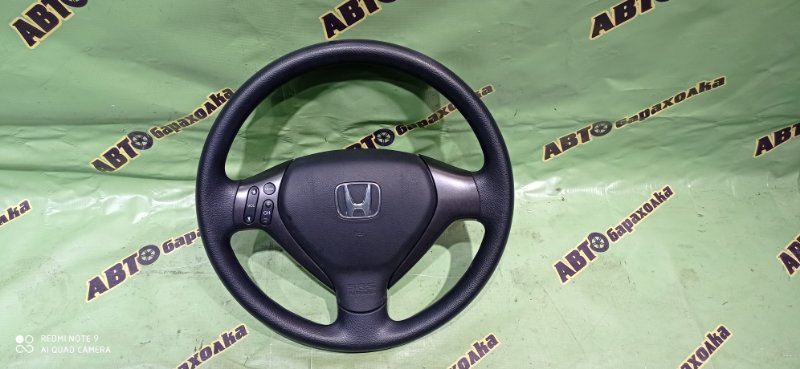 Руль с airbag Honda Airwave GJ1 L15A 2005