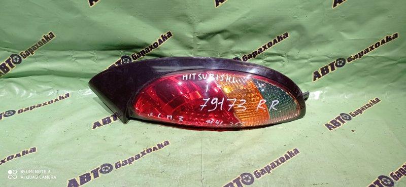 Стоп Mitsubishi I HA1W 3B20 2006 задний правый