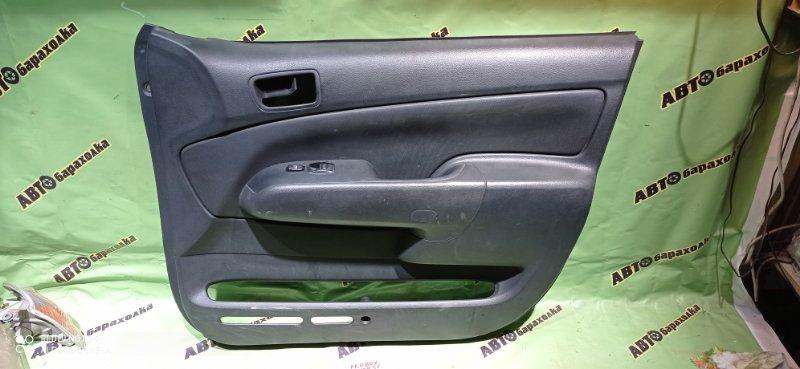 Обшивка дверей Toyota Probox NCP51 1NZ-FE 2004 передняя правая