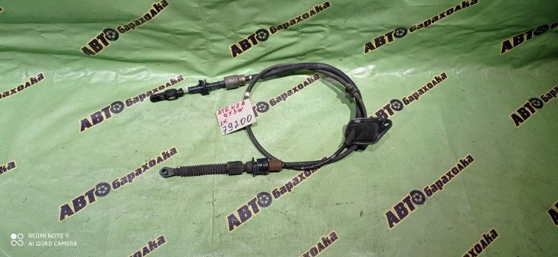 Трос переключения акпп Mazda Atenza GY3W L3VE 2003