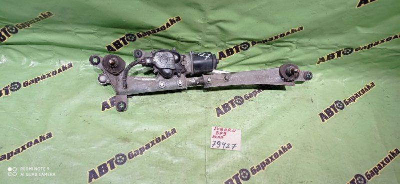 Механизм дворников Subaru Outback BP9 EJ253 2005