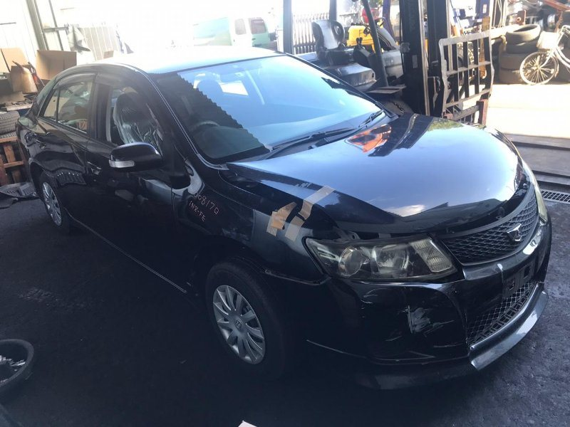Обвес Toyota Allion NZT260 1NZ-FE 2007