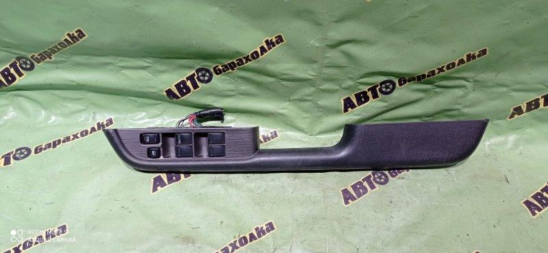 Пульт стеклоподъемника Nissan X-Trail NT30 передний правый