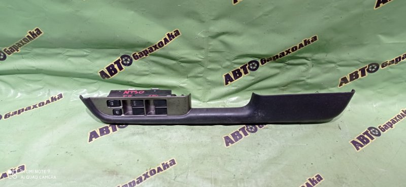 Пульт стеклоподъемника Nissan X-Trail NT30 QR20(DE) 2003 передний правый