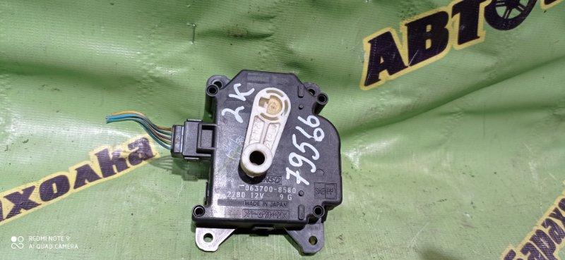 Сервопривод заслонок печки Toyota Alphard MNH10 1MZ-FE 2005