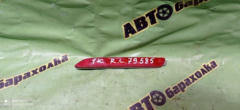 Катафот Toyota Allion NZT240 1NZ-FE 2007 задний левый