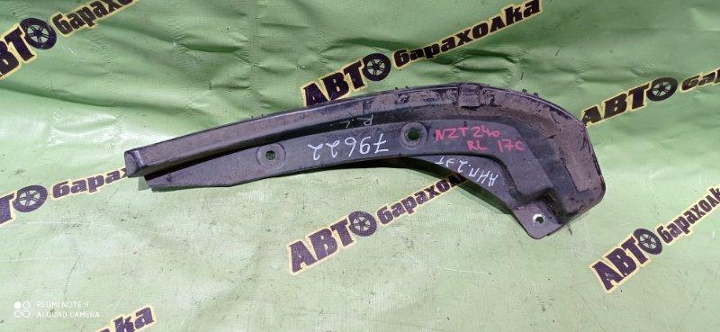 Подкрылок Toyota Allion NZT240 1NZ-FE 2007 задний левый