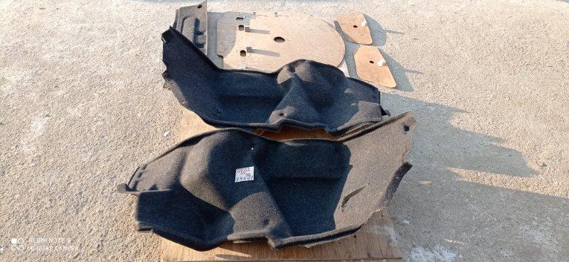 Обшивка багажника Toyota Corona Premio ST210 3S-FSE 2001 задняя