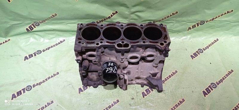 Блок двигателя Toyota Carina AT211 7A