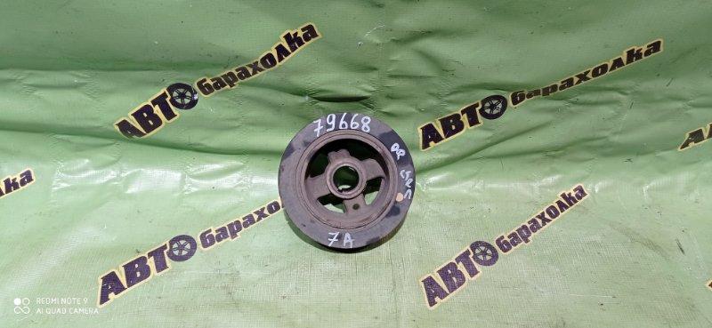 Шкив коленвала Toyota Carina AT211 7A