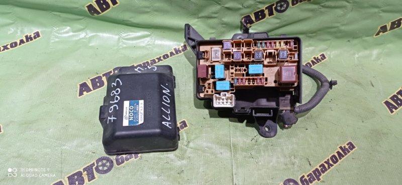 Блок предохранителей под капот Toyota Allion NZT240 1NZ-FE 2007