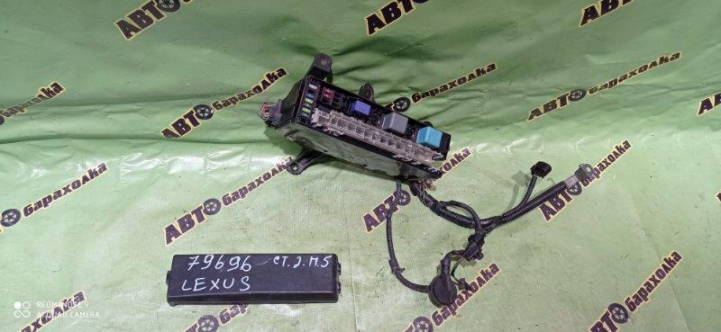 Блок предохранителей под капот Lexus Is350 GSE21 2GR-FSE 2006