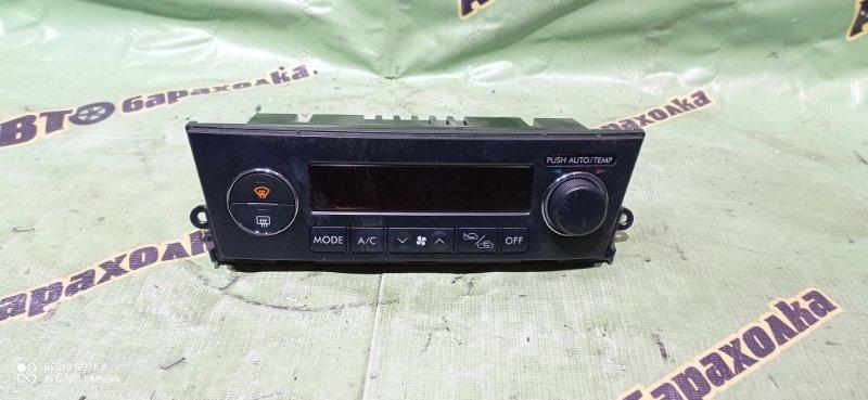 Климат-контроль Subaru Outback BP9 EJ253 2005