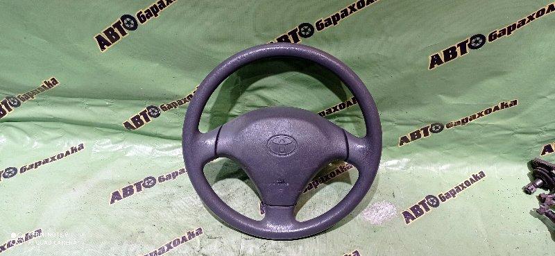 Руль с airbag Toyota Corona Premio ST210 3S-FSE 2001