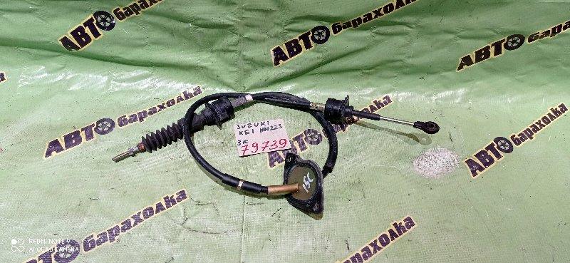Трос переключения акпп Suzuki Kei HN22S K6A 2001