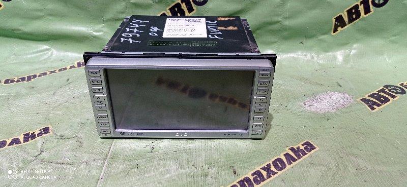 Магнитофон Toyota Funcargo NCP20 2NZ-FE 2003