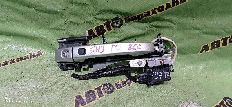 Ручка двери внешняя Subaru Forester SHJ FB20ASZNXA 2011 передняя правая