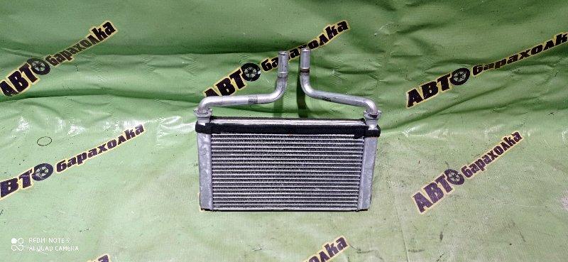 Радиатор печки Chevrolet Cruze HR51S M13A 2003