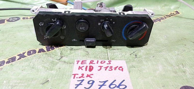 Климат-контроль Daihatsu Terios Kid J131G EF-DEM 2001