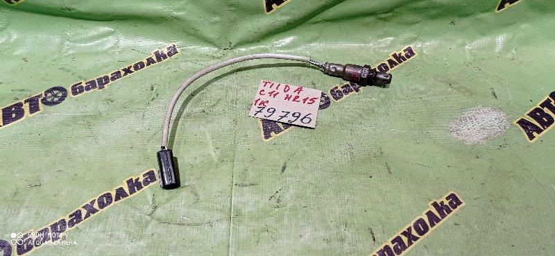 Лямбда-зонд Nissan Tiida C11 HR15 2009