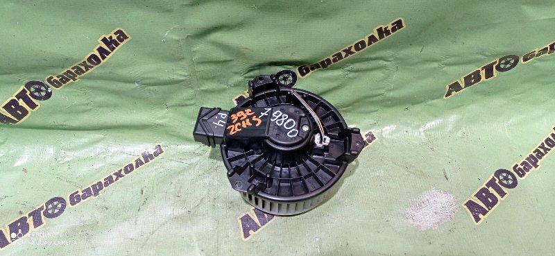 Мотор печки Suzuki Swift ZC11S M13A 2006