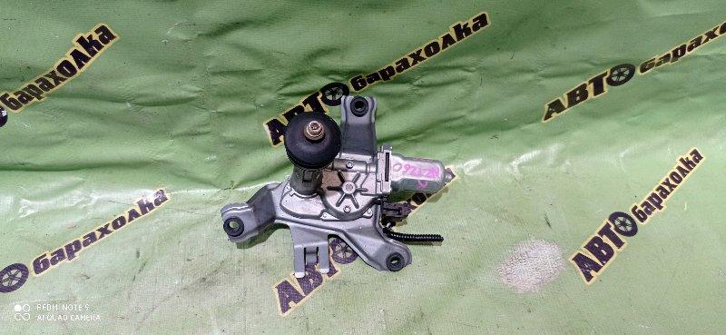 Мотор дворников Toyota Allion NZT260 1NZ-FE 2007 задний