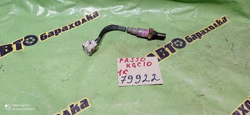Лямбда-зонд Toyota Passo KGC10 1KR-FE 2006