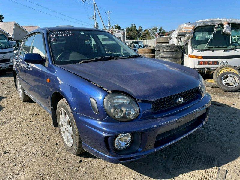 Акпп Subaru Impreza GG2 EJ152 2001
