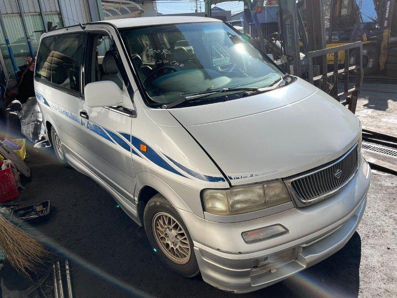 Двигатель Nissan Largo W30 KA24(DE) 1997