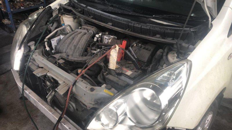 Акпп Nissan Note E11 HR15 2009