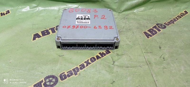 Блок efi Mazda Bongo Friendee SG5W J5 1997