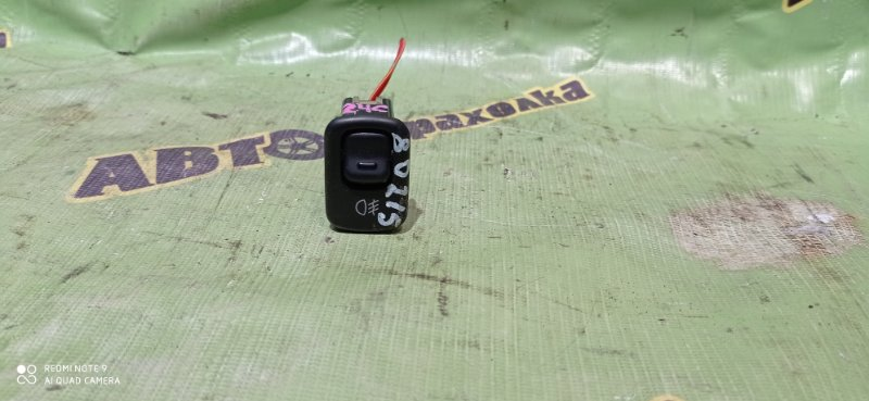 Кнопка туманки Daihatsu Terios Kid J131G EF-DEM 2001