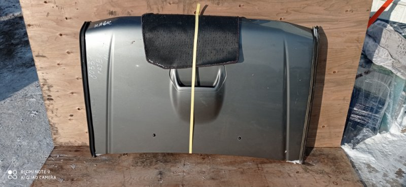 Капот Mitsubishi Pajero Mini H58A 4A30 1999 передний