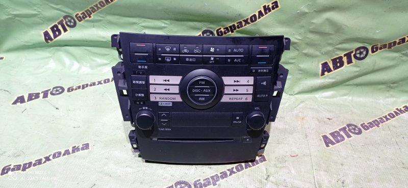 Климат-контроль Nissan Teana J31 VQ23(DE) 2003