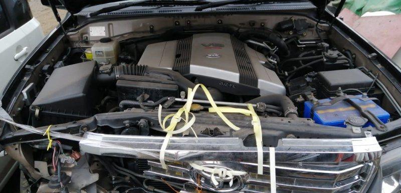 Двигатель Toyota Land Cruiser UZJ100 2UZ-FE 2003