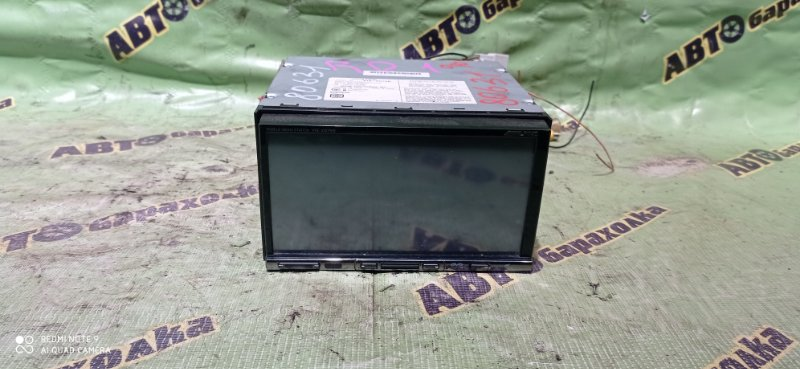 Магнитофон Honda Cr-V RD1 B20B 1997