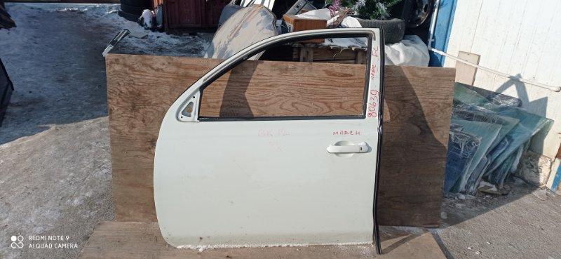 Дверь Nissan March BK12 CR14(DE) передняя левая
