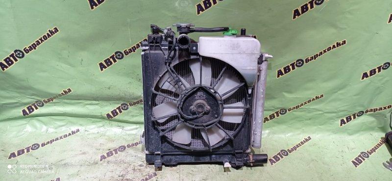 Радиатор основной Nissan Moco MG33S R06A 2012