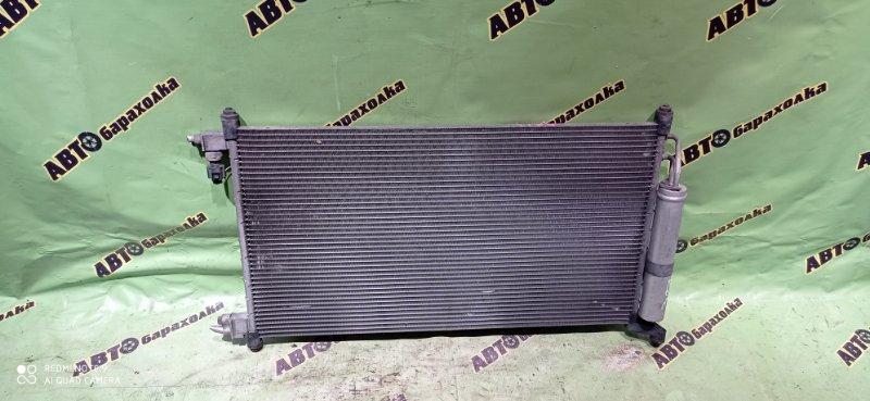 Радиатор кондиционера Nissan Ad Y12 HR15