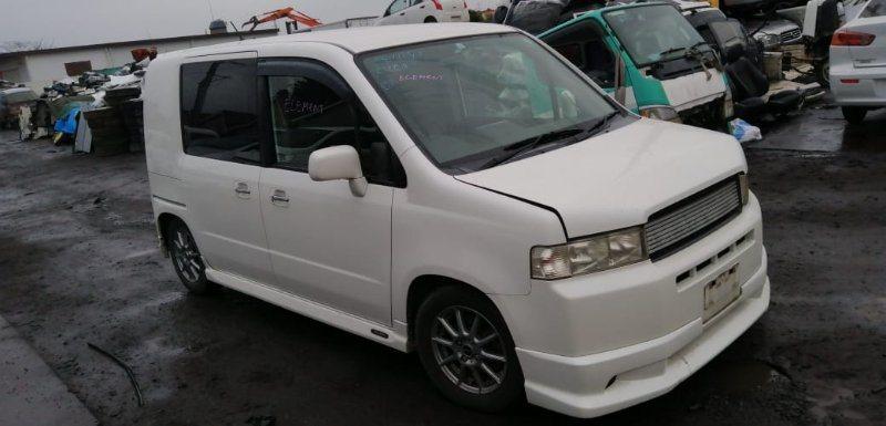 Губа Honda Mobilio Spike GK1 L15A 2004 задняя
