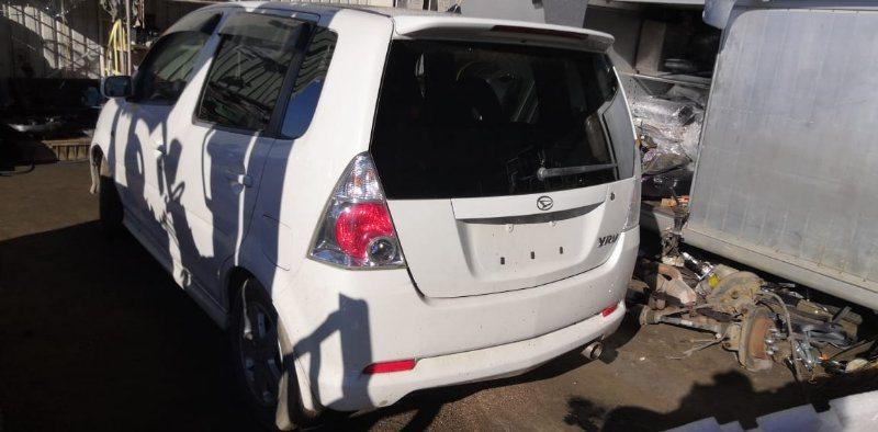 Крыло Daihatsu Yrv M201G K3-VET 2001 заднее левое