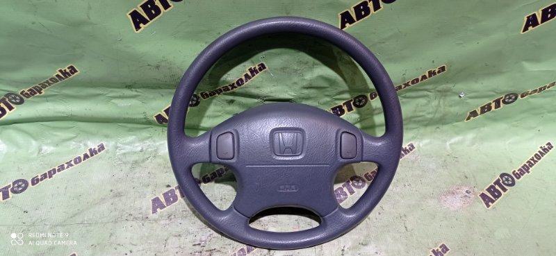 Руль с airbag Honda Logo GA3 D13B 1999