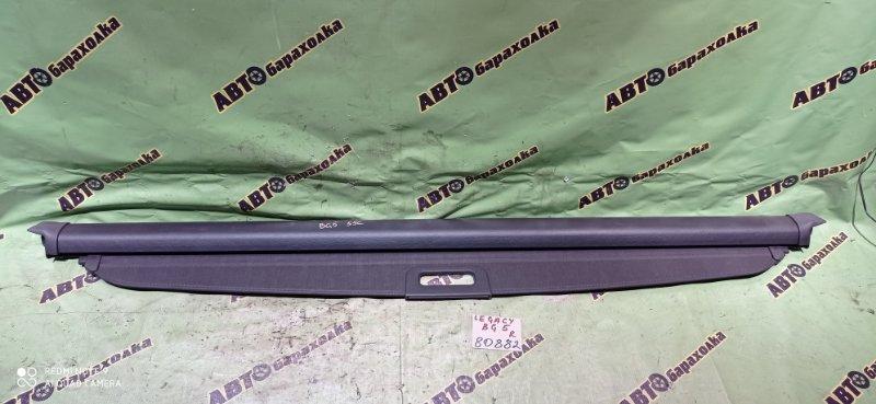 Полка багажника Subaru Legacy BG5 EJ20HDXCJE 1996 задняя