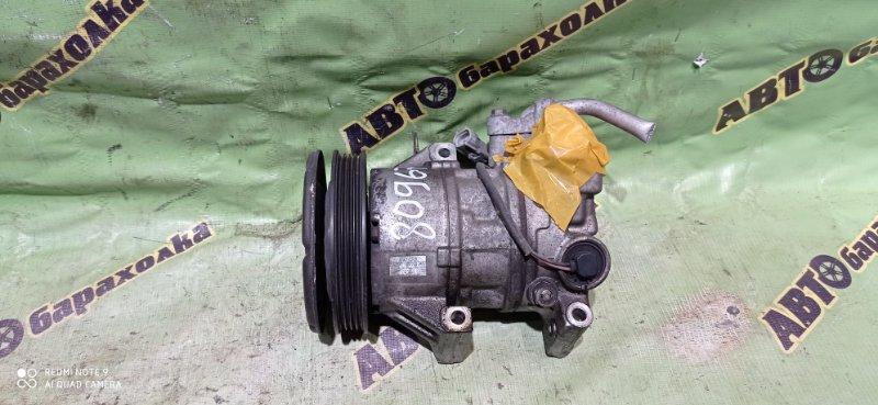 Компрессор кондиционера Toyota Ist NCP60 2NZ-FE 2003