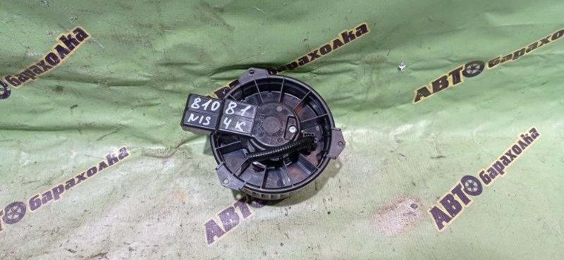 Мотор печки Nissan Moco MG33S R06A 2012