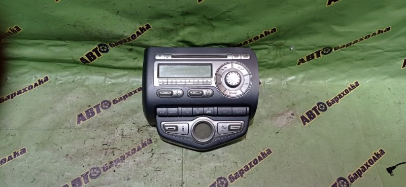 Климат-контроль Honda Fit GD1 L13A 2007