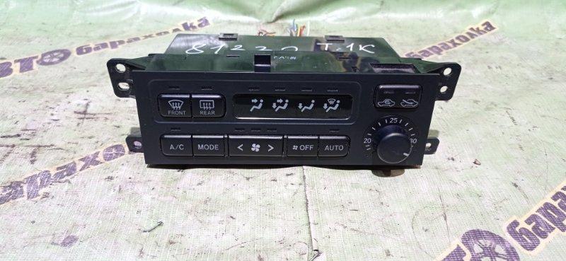 Климат-контроль Toyota Caldina ST215 3S-FE 1999
