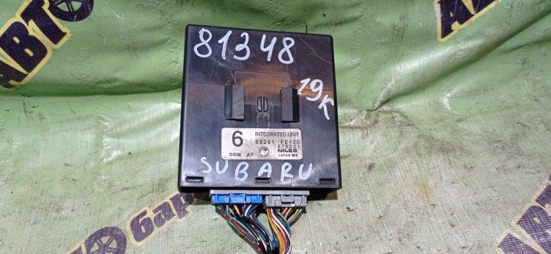 Электронный блок Subaru Impreza GG2 EJ152 2001
